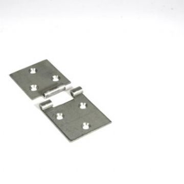 "1 1/2"" Hinge/Backflap (loose pin type - pin not included)"
